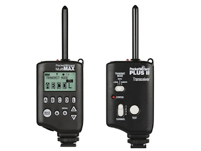Radio transceivers for Off camera flash