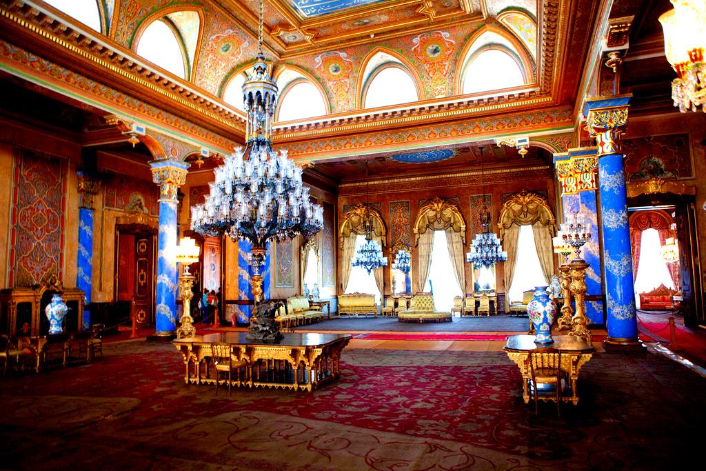 Миша (Relordet): The Beylerbeyi Palace Beylerbeyi