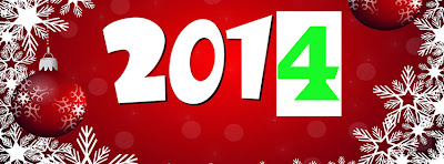 Beautful Happy New Year 2014 Facebook Covers