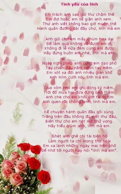 Những bài thơ tình yêu hay qua ảnh - Hình 16