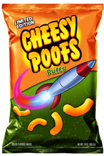 South Park Cheesy Poofs