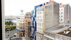 Piso de diseño de cuatro dormitorios en Juana de Vega. 500.000€