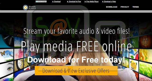 Tip Media Player - Virus