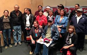 Videos: Native Roundtable Honoring Legendary Dine' Activist John Redhouse