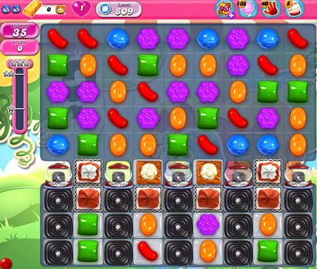 Candy Crush Saga 809