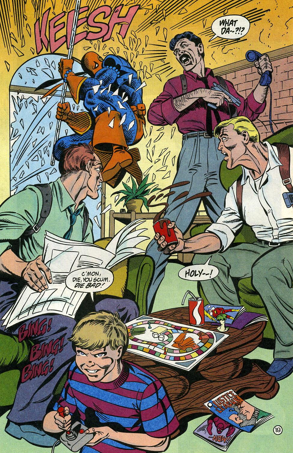 Deathstroke (1991) Issue #2 #7 - English 24