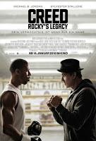 Filmplakat von Creed - Rocky's Legacy