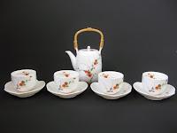 香蘭社 茶器セット 買取