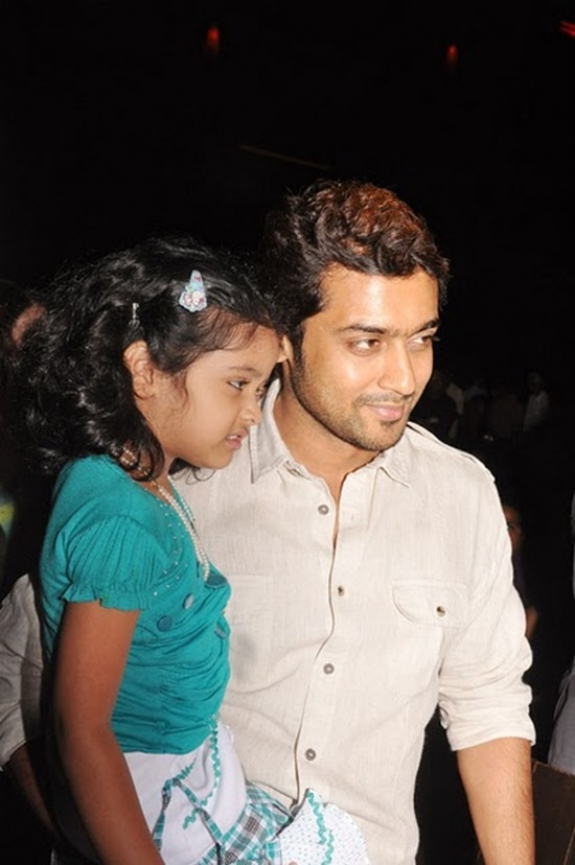 Actor Surya S Daughter Diya Latest Stills