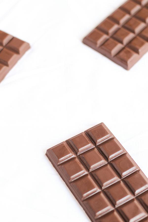 Como hacer tabletas de chocolate