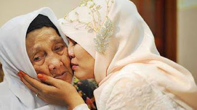 Inilah Hukuman Untuk Istri Yang Tidak Mau Mengunjungi Mertua