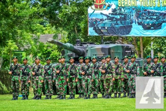 Leopard a4 TNI Batalyon Kavaleri-8