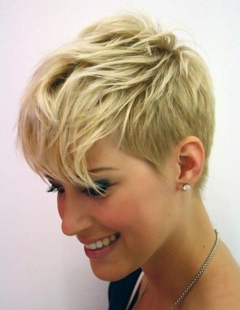 moda cabellos: ¿como peinar el pelo corto?