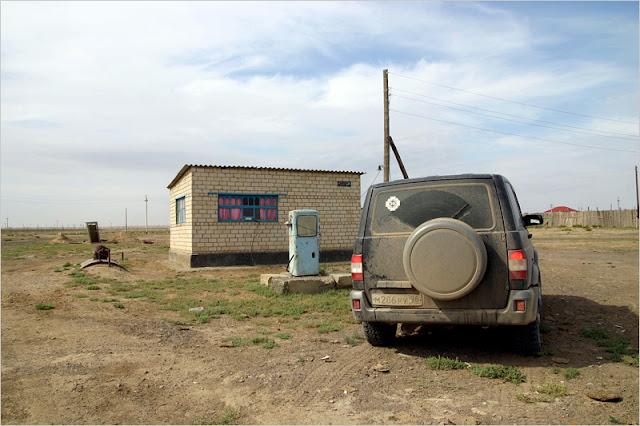 Бензин в Казахстане бывает разный.