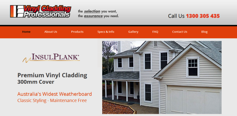 leading vinyl cladding suppliers and installation contractors