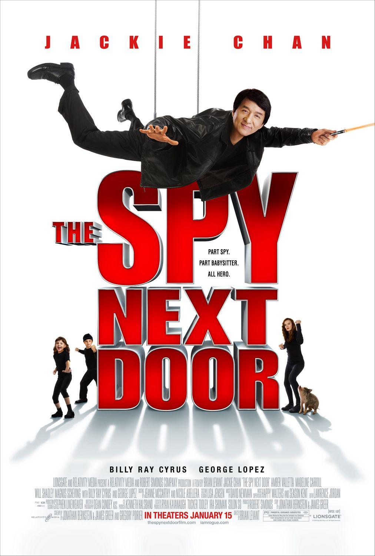 Gián Điệp Vú Em – The Spy Next Door – Thành Long