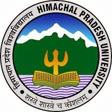Himachal Pradesh University Distance Education