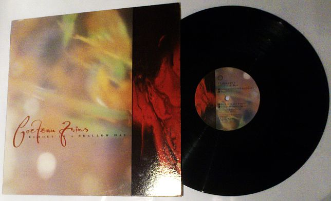 The Fine Vinyl Cocteau Twins Echoes In A Shallow Bay 12 Quot