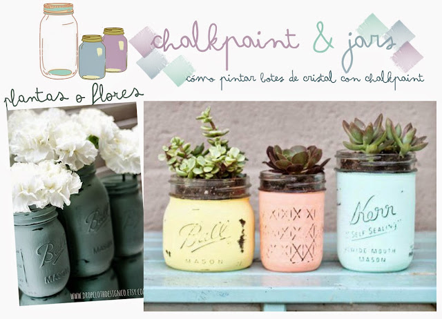 photo-decorar-botes-cristal-chalkpaint-flores