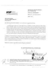 ¡AUDITARÁ ASF A FEMEXJUDO!