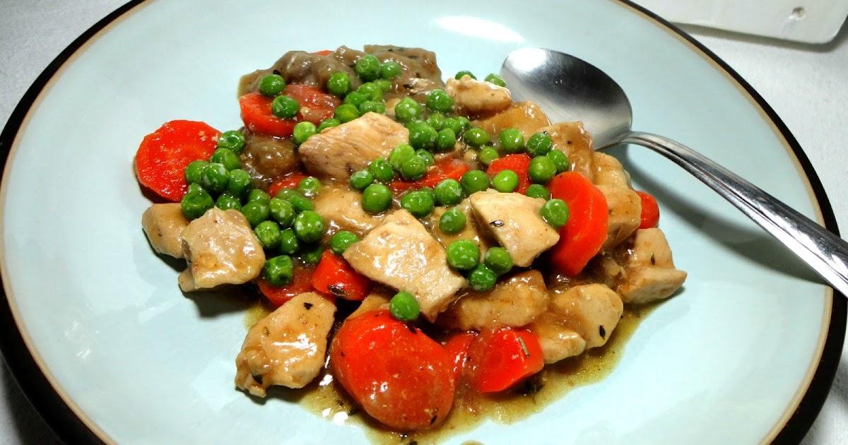 how to make easy chicken pot pie crust