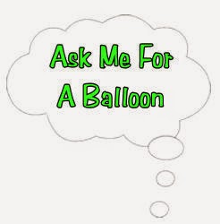 Ask Me For A Balloon - Tutorial Video's