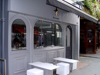 Disiac Restaurant, 6 Greek Street, Soho, London