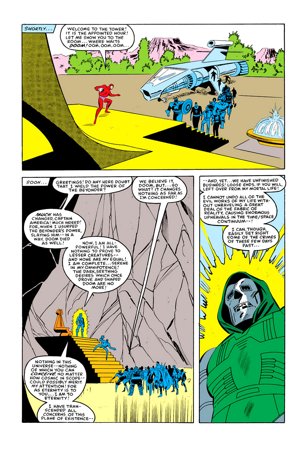 Captain America (1968) Issue #292l #219 - English 18