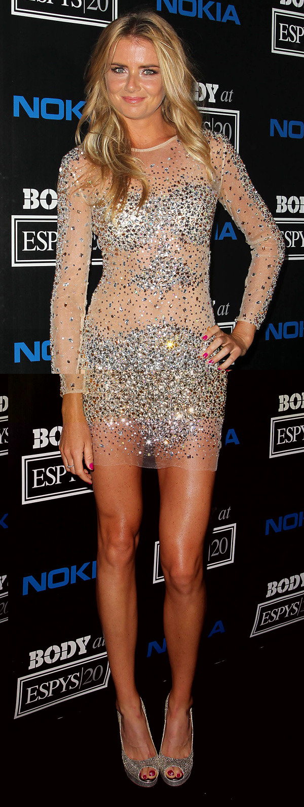 Daniela Hantuchova At Espn Celebrated &Quot;body Issue""