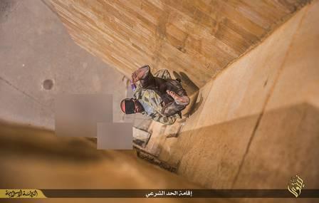 como gays têm sido jogados dos prédios mais altos das cidades subjugadas pelo Estado Islâmico