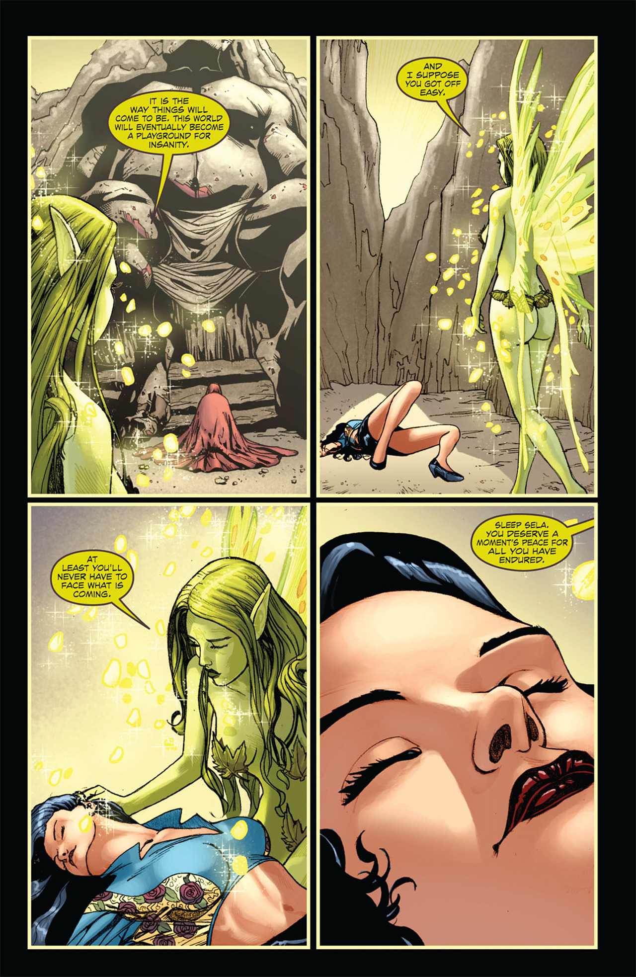 Grimm Fairy Tales (2005) Issue #30 #33 - English 12