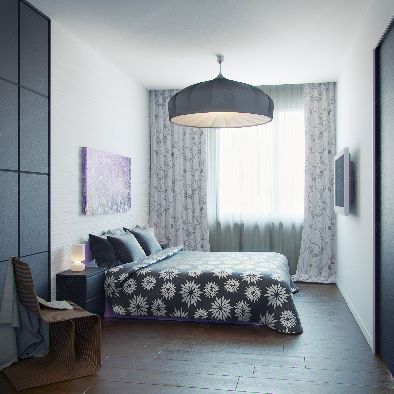 Дизайн интерьера дизайн спальни