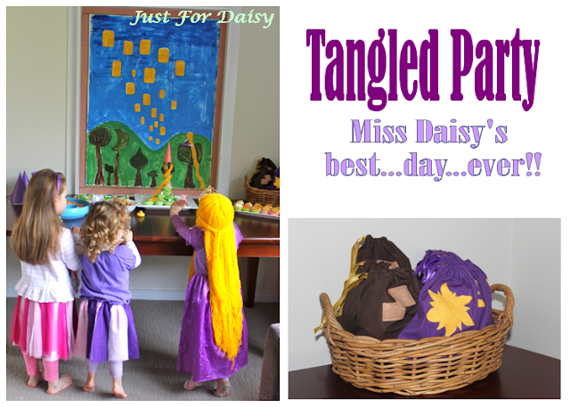 Tangled Party : Just For Daisy