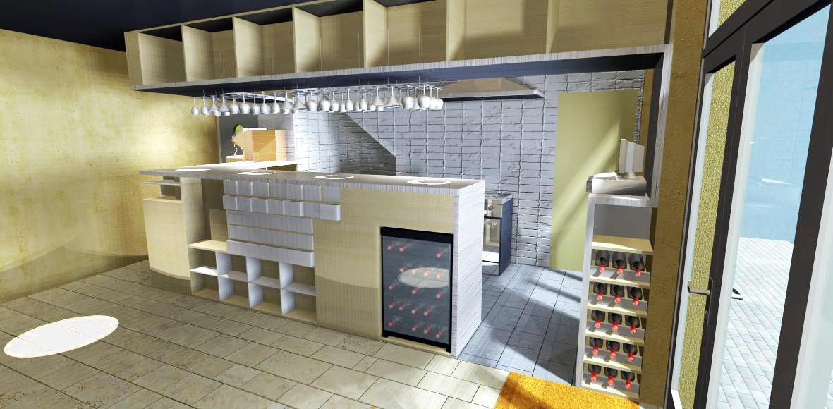 architecte p rigueux julien flahaut restaurant bar p rigueux. Black Bedroom Furniture Sets. Home Design Ideas