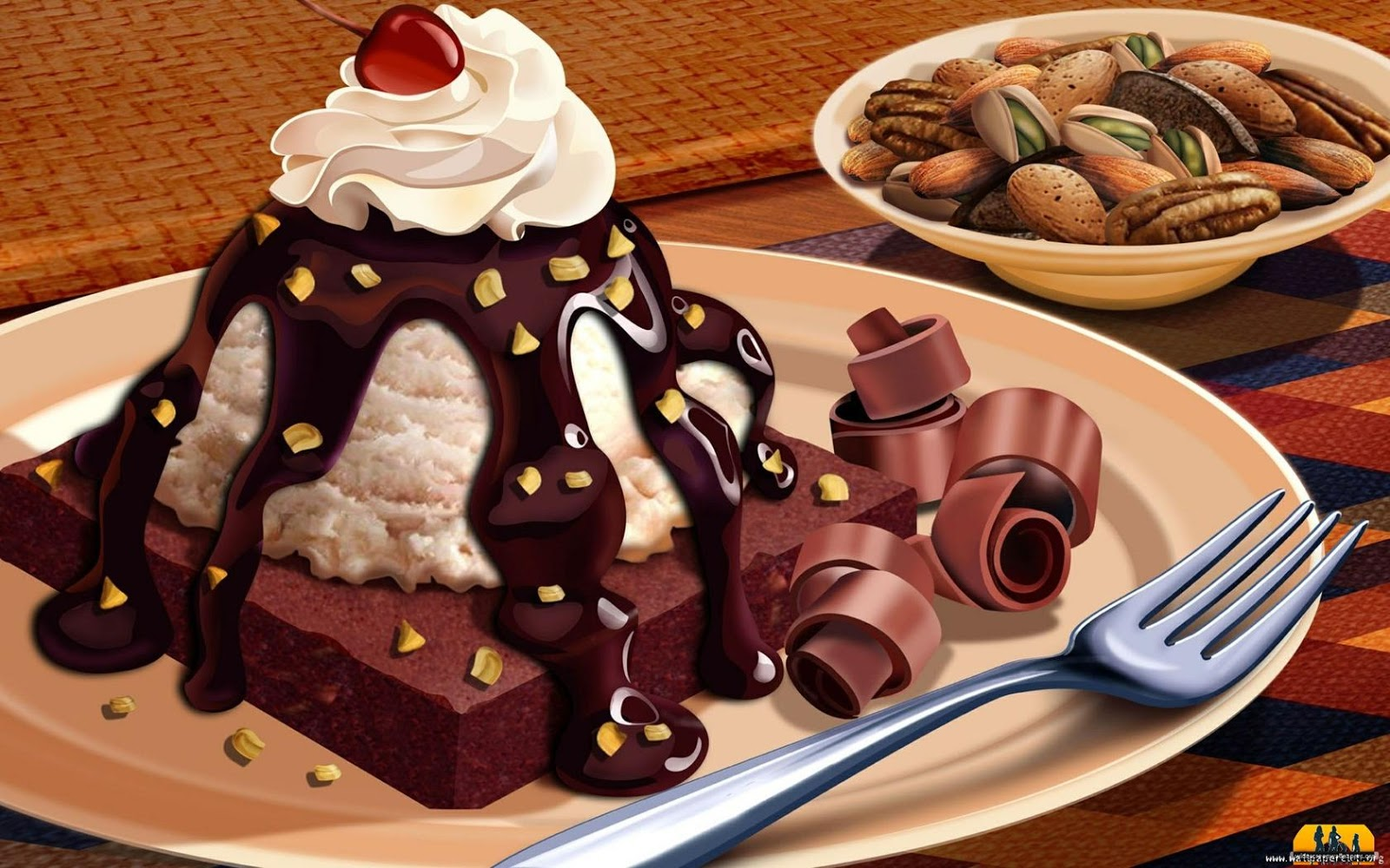 Ice Cream Cake Hd Images : Cake Wallpapers Desktop Wallpapers