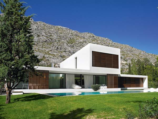 Squared casa bauz - Miguel angel casas ...