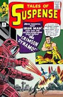 Tales of Suspense #46 comic cover