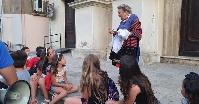 Girifalco prima passeggiata turistica promossa dall'Amministrazione Comunale in collaborazione con Pro Loco, Archeoclub, Bella Epoque e Le Pacchiane