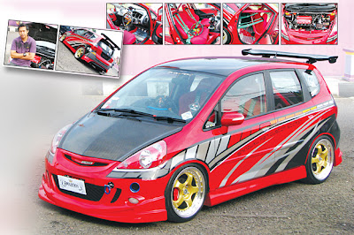 Honda Jazz Racing Style Modification.JPG