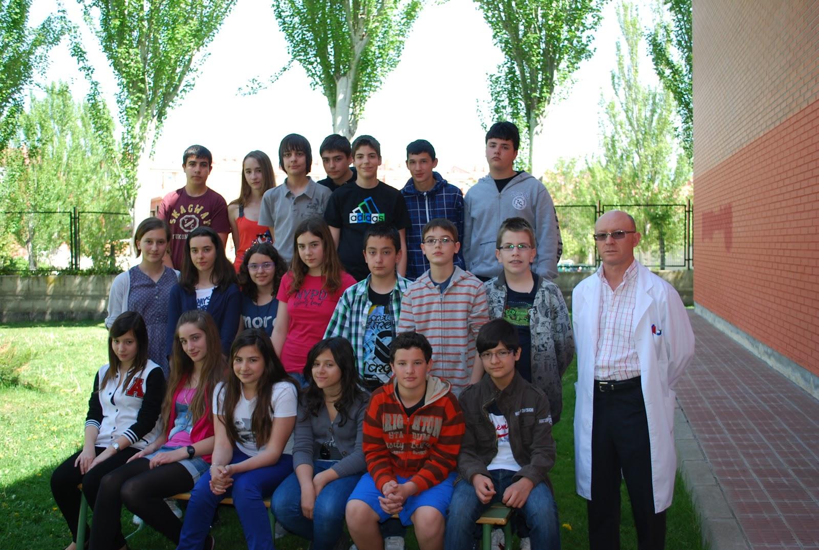 Revista rostra 2011 2012 fotos de grupos curso 2011 2012 - Maria del carmen castro ...