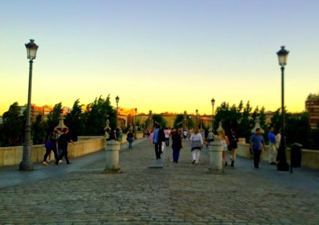 Manzanares San Isidro Madrid