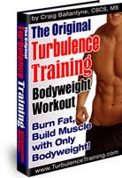 Download Ebook Turbulence Bodyweight  workout 4 week program