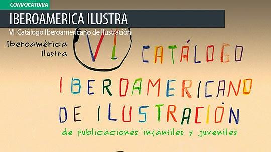 Convocatoria. Catalogo Iberoamericano de Ilustradores. IBEROAMERICA ILUSTRA.