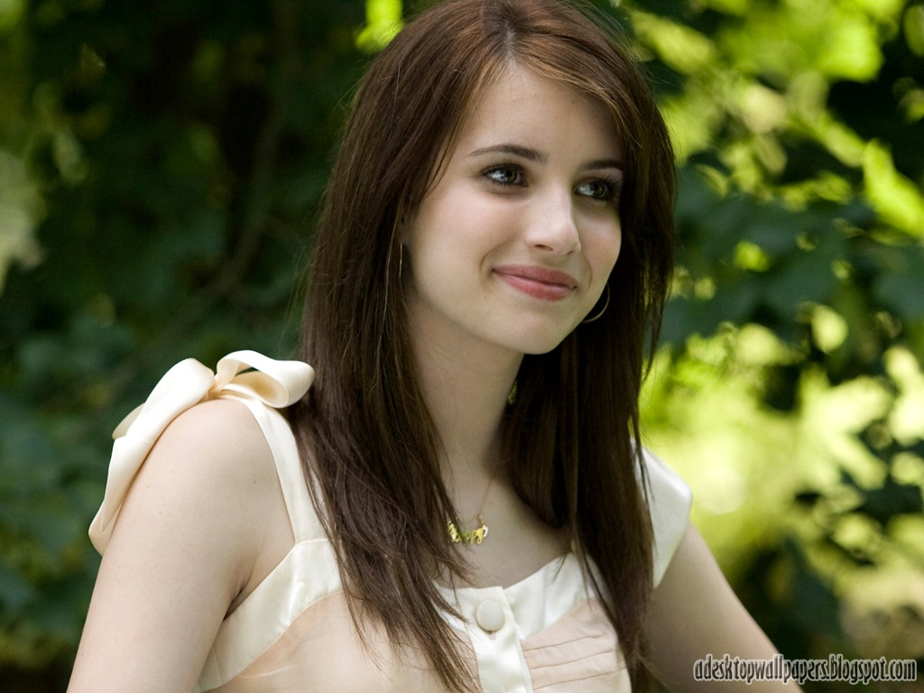 emma roberts hollywood actress desktop wallpapers