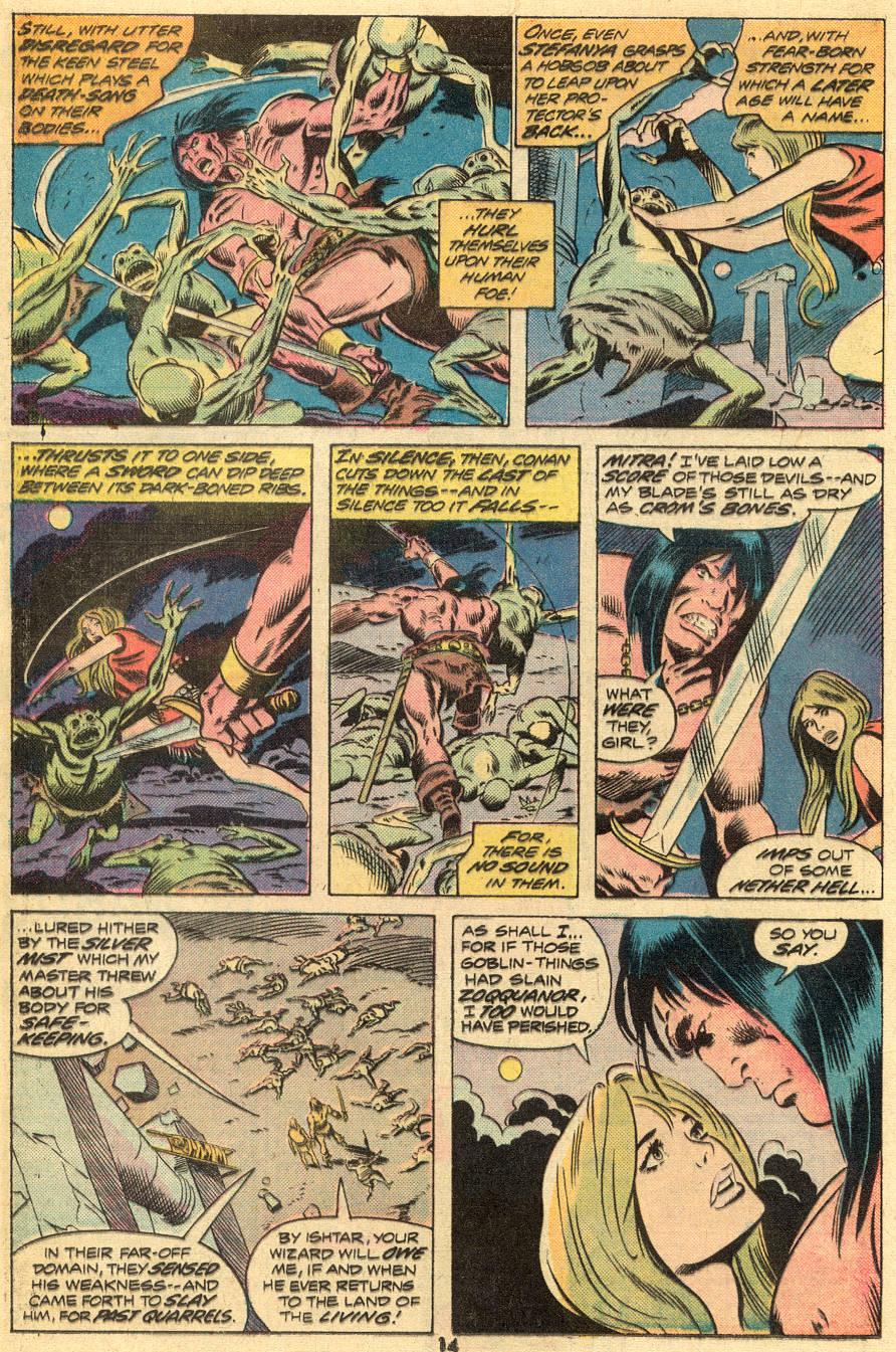 Conan the Barbarian (1970) Issue #47 #59 - English 9