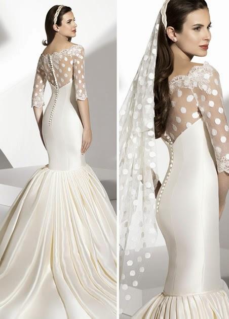 compartiendolife: vestido de novia según cada tipo de cuerpo