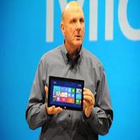 Microsoft CEO Steve Ballmer