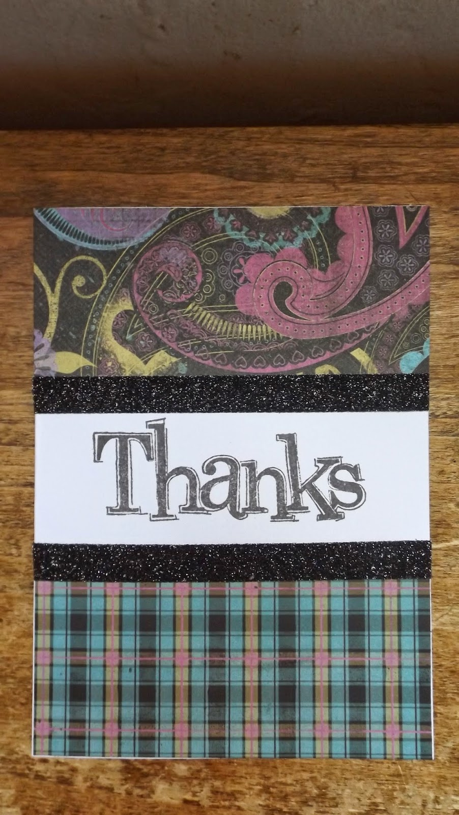 CTMH Thank You Cards