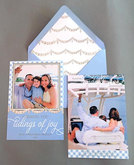 Southern Christmas Card