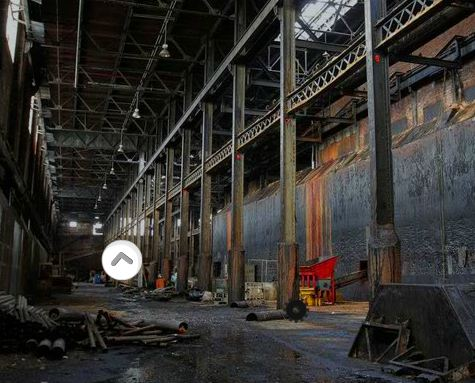 Escape From Domino Sugar …
